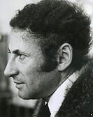 Min actor Marcel Marceau without makeup