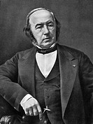 Claude Bernard (1813-1878), French physiologist and pioneer of experimental medicine and physiological chemistry. Bernard´s discoveries were wide-rang...