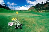Bukit Tinggi Golf Resort, Pahang, Malaysia