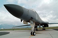 Rockwell B1B Lancer strategic bomber