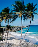 Bottom Bay. Barbados. West Indies