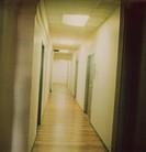 Indoor hallway