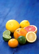 Various citrus fruits (1)