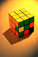 Businesses Concepts II, Rubik's Cube, Brazil (thumbnail)