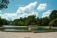 Lake, Fountain, Rio Grande do Sul, Brazil
