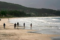 Beaches, sea, nature, coast line, Brazil