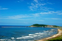 Beaches, sea, nature, coast line, Brazil (thumbnail)