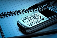 Cellphone, schedule, communication, Brazi