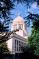 State Capitol. Olympia. Washington, USA