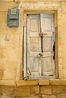 Door, Jailsalmer, Rajasthan, India