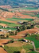 Fields. Berguedà, Barcelona province. Spain