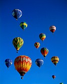 Air, Albuquerque, America, Balloons, Colourful, Holiday, Hot, Landmark, New mexico, Sky, Tourism, Travel, United states, USA, Va