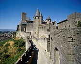 Carcassonne, Citadel, City, France, Europe, Heritage, Holiday, Landmark, Languedoc, Medieval, Roussillon, Tourism, Travel, Unesc
