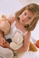 WEARY CHILD<BR>Model.