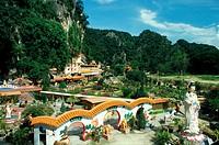 Ling-Sin Tong Park, Ipoh, Perak, Malaysia
