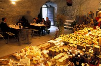 apples feast/food tasting, villa di tirano, italy