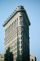 Flatiron Building. New York City. USA