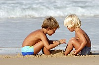 sand friends