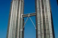 Petronas Twin Towers, Kuala Lumpur. Malaysia