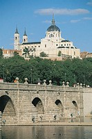 Puente De Segovia, Madrid, Spain