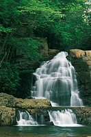 Waterfall, Hawk Falls, PA