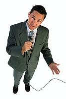 Television host