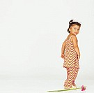 Indian Baby girl 4 years old