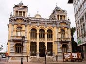 Casino de Llanes, Asturias. Spain