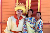 Local folklore. Aruba, Dutch Caribbean