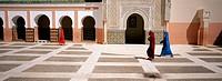 Sidi Bel Abbès Zaouia, Marrakech, Morocco