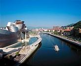 Guggenheim Museum. Bilbao. Euskadi, Spain
