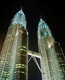Petronas Twin Towers. Kuala Lumpur, Malaysia