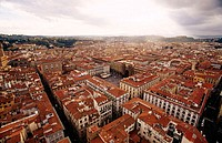 View of Florence. Tuscany, Italy