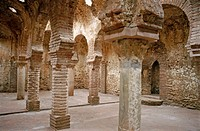 Moorish baths of Ronda (c. 13th century). Málaga province. Andalusia. Spain