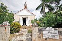 St Bartholomew's Anglican Church. Gustavia, St. Barts