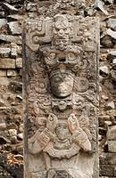 Mayan ruins of Copan. Honduras