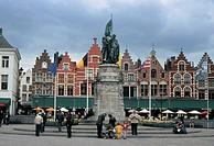 belgium, bruges, markt place