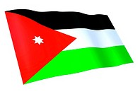 flag of Jordan