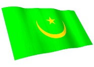 Flag of Mauritania (thumbnail)
