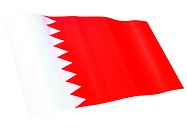 Flag of Bahrain (thumbnail)