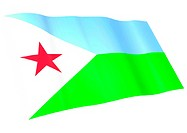 Flag of Djibouti (thumbnail)