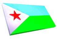 flag of Djibouti
