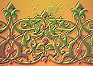 Antique Arabian background (thumbnail)