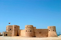 Fort in Barka, Oman