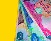 United Arab Emirates banknotes (thumbnail)
