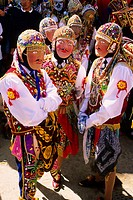 Peru. Paucartambo. Fiesta del Carmen