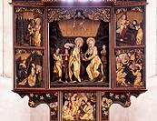 Borna, Stadtkirche St. Katharinen/Witten-Altar