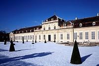 Wien, Belvedere/Unteres Belvedere