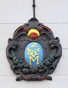 Middelburg, Wappen des VOC