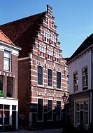Leiden, Lateinschule/Giebel